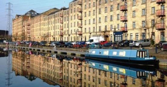Speirs Wharf, Glasgow